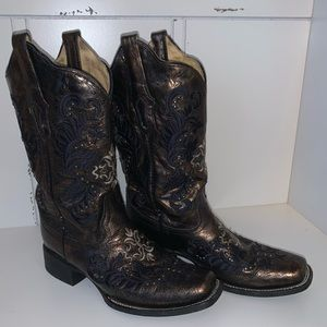 Corral Boots - Square Toe